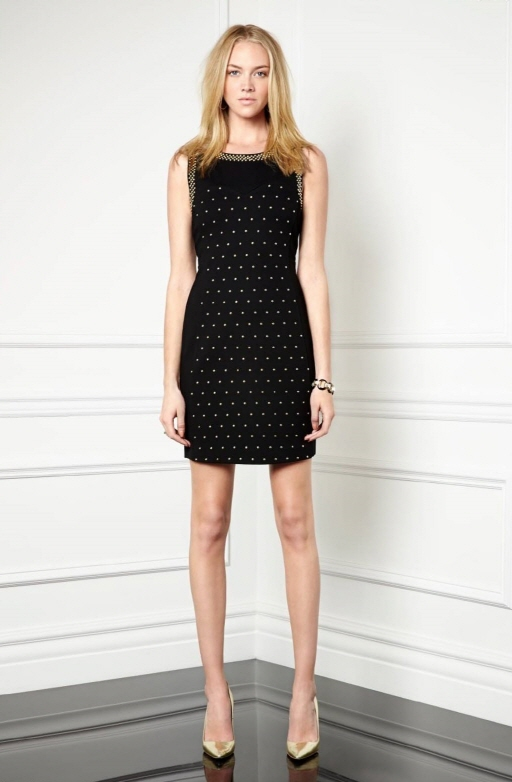 20131224_JUICY COUTURE_BEADS PONTE DRESS