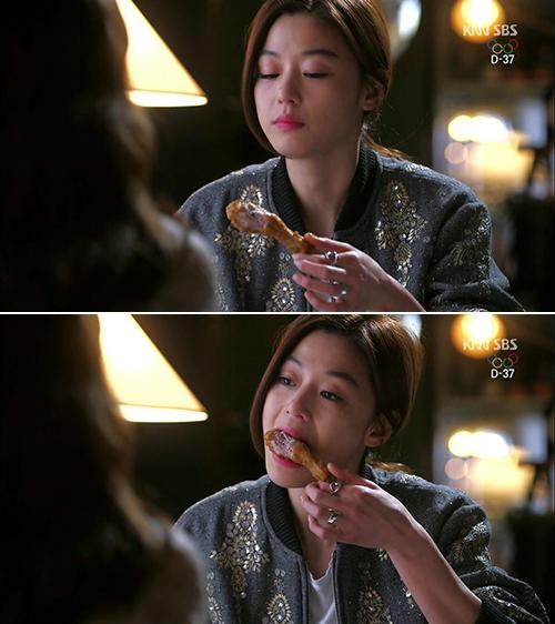 사진제공 : SBS '별에서 온 그대' 방송 캡쳐