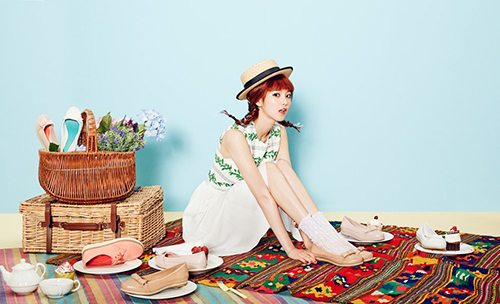 Photo of 윤승아-수영-박수진-리지로 알아보는 '봄 슈즈' 트렌드