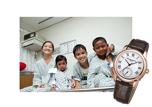 한국심장재단의 도움으로 심장병 수술을 통해 새로운 삶을 찾은  개발도상국가의 아이들