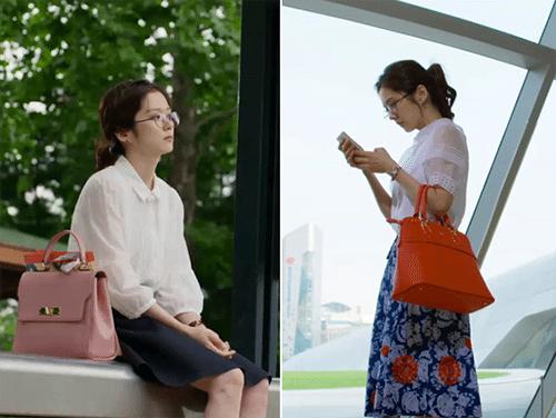 Photo of [TV패션] 장나라, 신데렐라로 변신한 '손주 며느리룩'