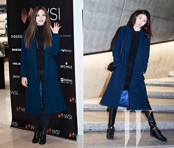 Ⓒ 나나vs한혜진_보브