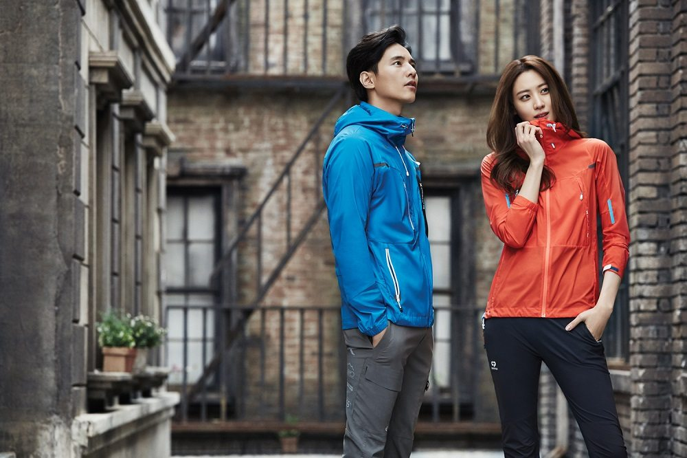 Photo of 센터폴, 원빈·수현 모델 연장 계약