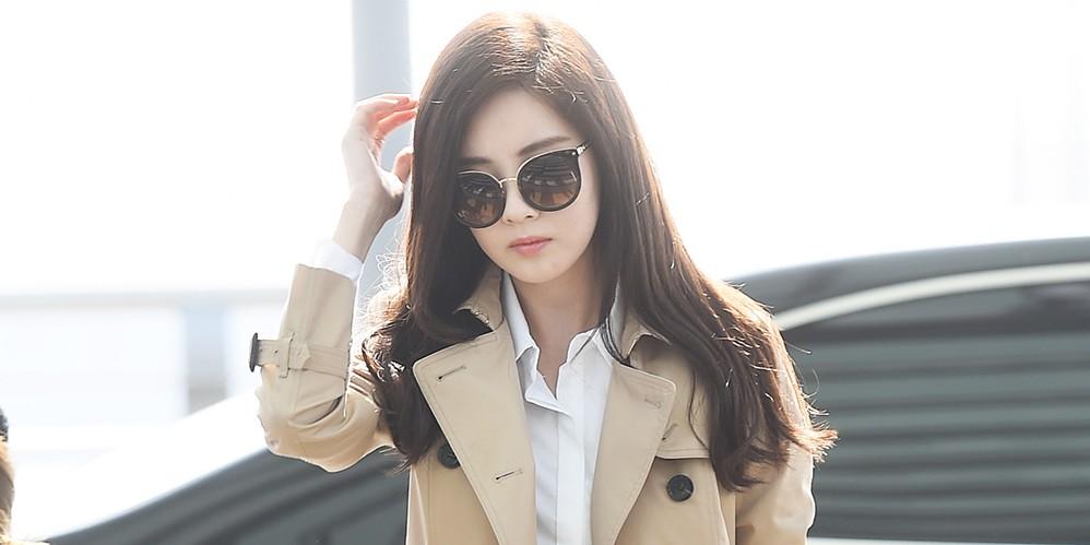 Photo of [FS공항패션] 소녀시대 서현, 트렌치코트 하나로 시크하게