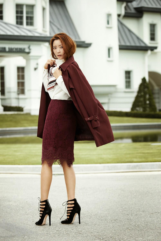 Photo of '버건디∙카멜' 컬러를 품은 워너비 아이템