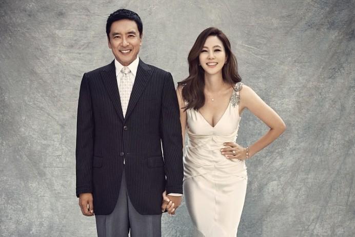 Photo of [FS화보] 김남주∙김승우, 결혼 10주년 기념 리마인드 웨딩