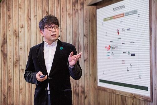 """Photo of 최영익 부사장 """"에이글, 아웃도어 라이프스타일 리딩 브랜드로 도약"""""""