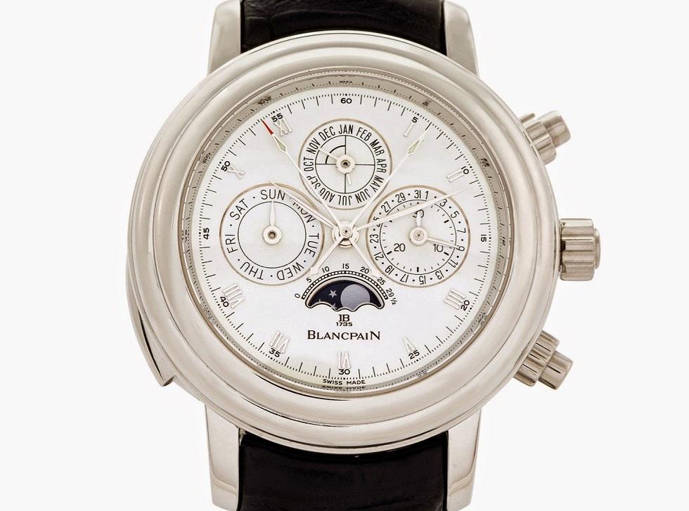 세계에서 가장 비싼 시계