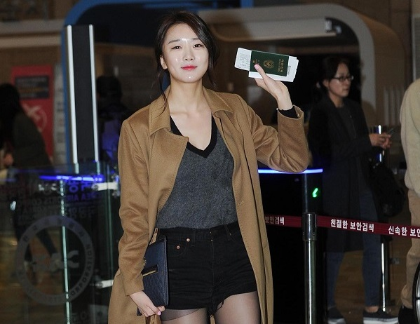 Photo of [FS공항패션] 달샤벳, 일본까지 사로잡을 패션