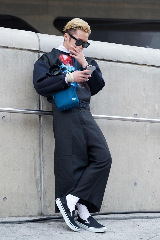ⓒ 패션서울   일본인 켄타