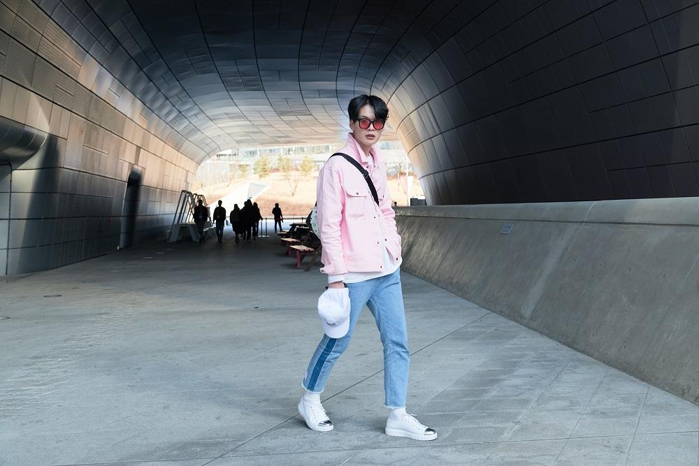 ⓒ 패션서울 | 모델 김준수