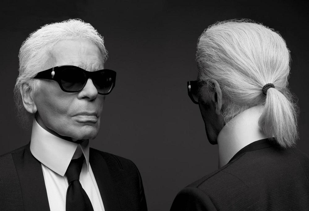 Photo of 香奈儿首席设计师 'Karl Lagerfeld' 退休论