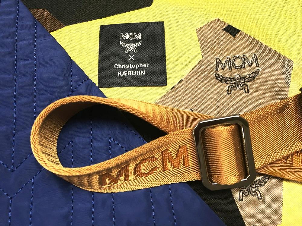 Photo of MCM, 영국 신진 디자이너 '크리스토퍼 래번' 콜라보레이션