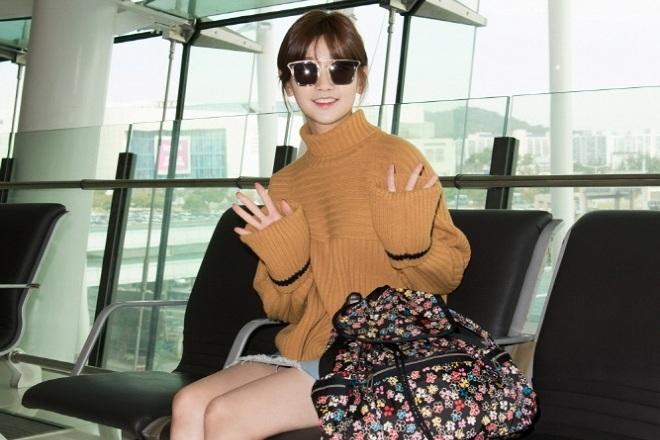 Photo of [PHOTO] 박소담, 가을 러블리 패션