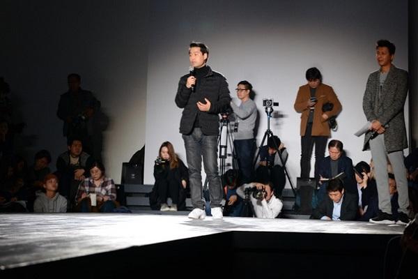 """Photo of 신상운 화승 대표 """"화승 국가 대표 스포츠-아웃도어 기업으로 도약"""""""