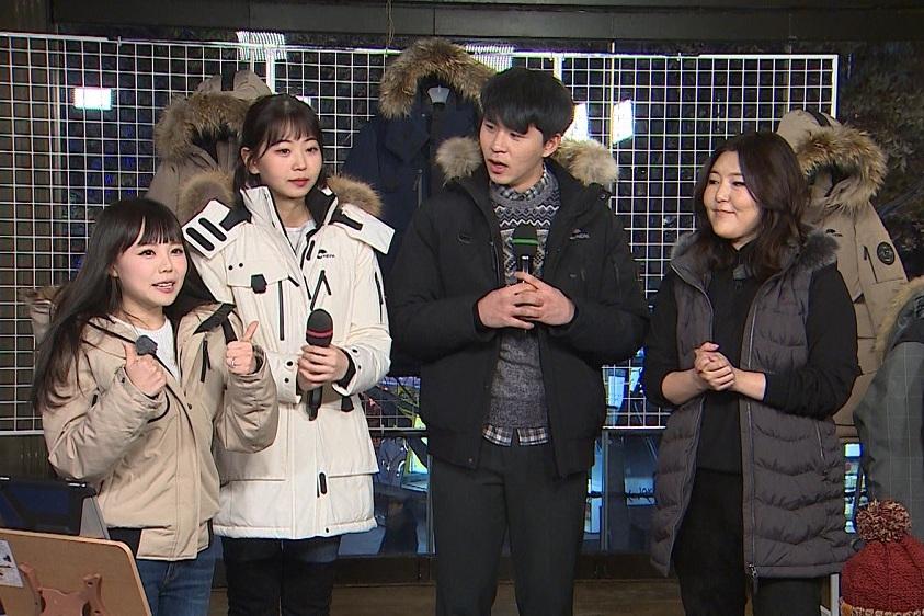 Photo of 네파, 한혜연·홍영기의 신개념 스타일링쇼 화제