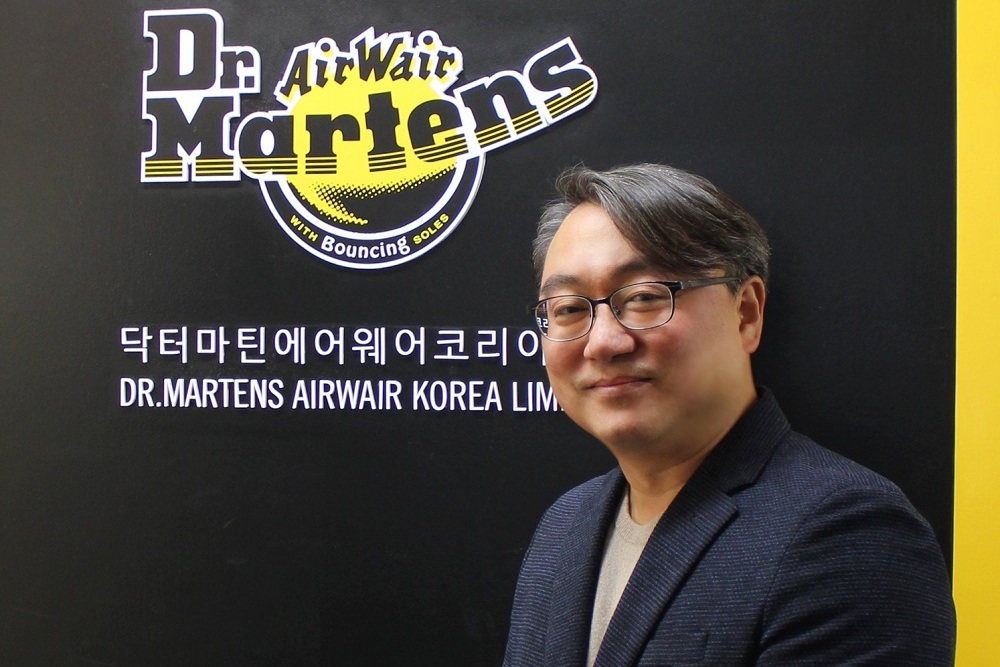 Photo of 닥터마틴, 박중근 신임 한국지사장 선임