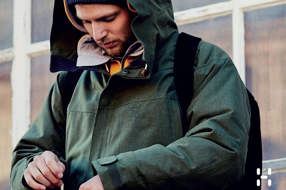 Photo of [item talk] 하그로프스, 친환경 다운 재킷 '실리안 파카'