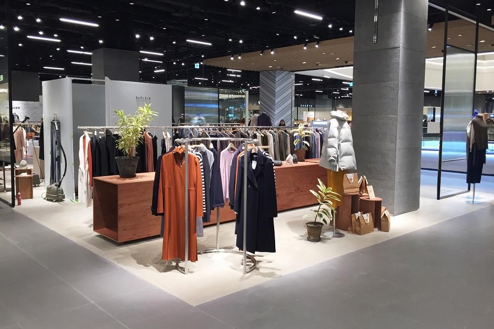 Photo of 니트 브랜드 리플레인, 신세계백화점 대구점 입점