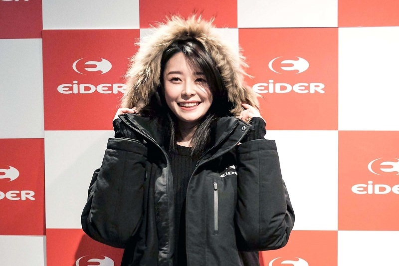Photo of [item talk] 아이더, '타이탄 롱 다운 재킷'