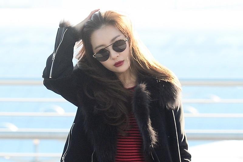 Photo of [photo] 원더걸스 선미의 락시크룩