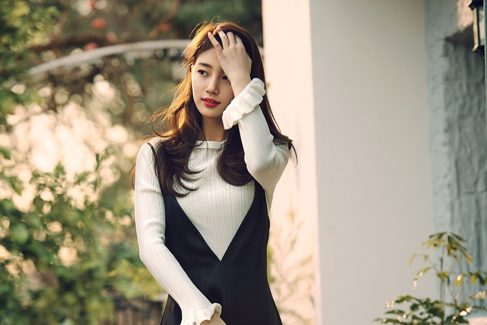 Photo of 수지, 2017년 봄을 엿보다