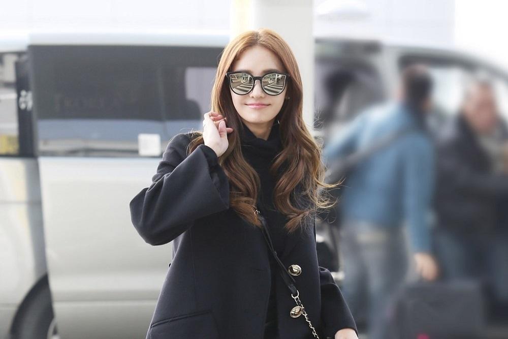 Photo of [photo] 한채영 버버리 코트 룩