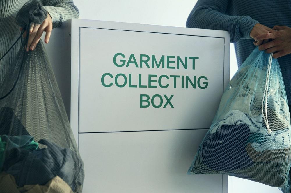 Photo of H&M, 의류 수거 프로그램 'BRING IT' 캠페인 전개