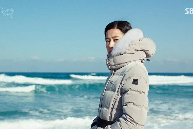 Photo of [tv style] 푸른 바다의 전설' 전지현, 세련된 패딩룩