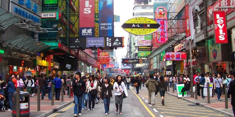 중국 소매시장