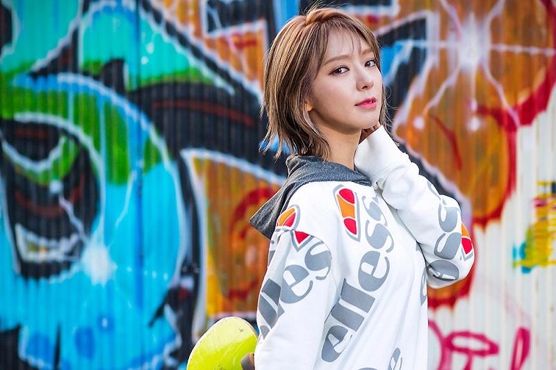 Photo of AOA 초아, 엘레쎄와 전속 모델 계약