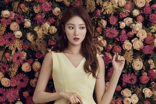 Photo of 러브캣, 17SS 시즌 뮤즈 이성경 발탁