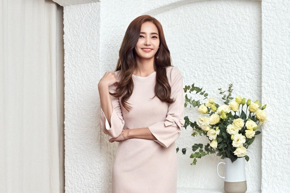 Photo of 한채영, 봄을 입은 '바비 인형'