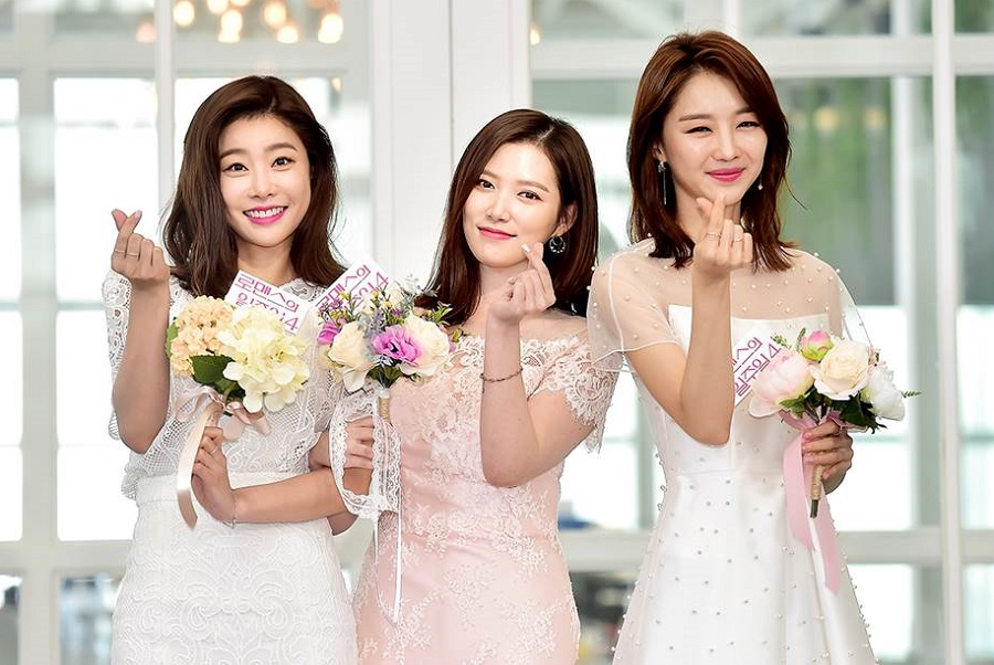 Photo of [style talk] '로맨스의 일주일4' 여배우들의 봄 메이크업