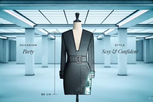 "Photo of 구글‧H&M, 일상 데이터로 ""나만의 드레스를 맞춘다"""