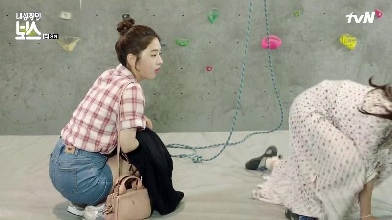 Photo of [tv style] 박혜수, 심쿵 로맨스 속 핑크 가방 어디꺼?