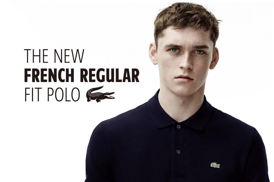 Photo of [item talk] 라코스테, '프렌치 레귤러 핏' 폴로 셔츠