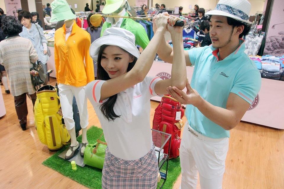 Photo of 신세계백화점, '젊은 골퍼'를 잡아라