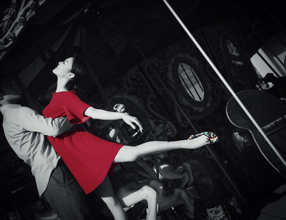 Photo of 유니버설발레단 강민우‧한상이, 남녀가 만나 사랑에 빠질 때