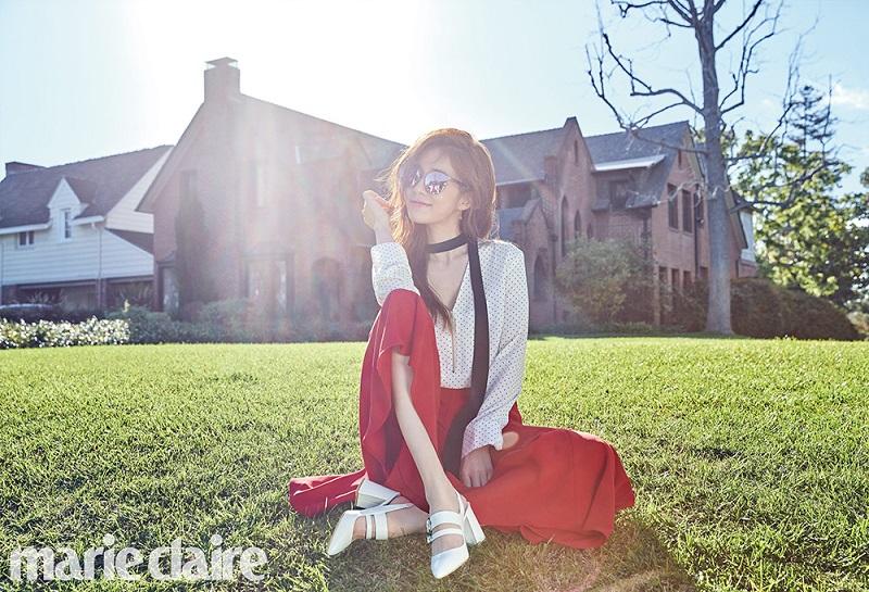 Photo of 유인나, 하의실종 패션의 정석
