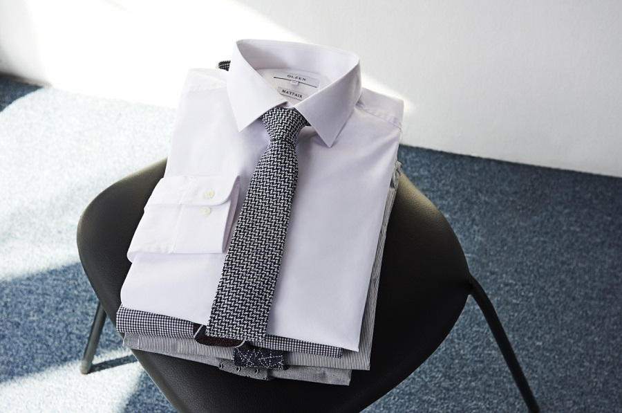 Photo of 올젠, 비즈니스맨을 위한 드레스 셔츠 라인