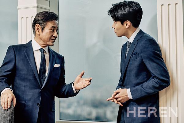 Photo of 박근형‧류준열, '레전드 배우'와 '라이징 스타'가 함께