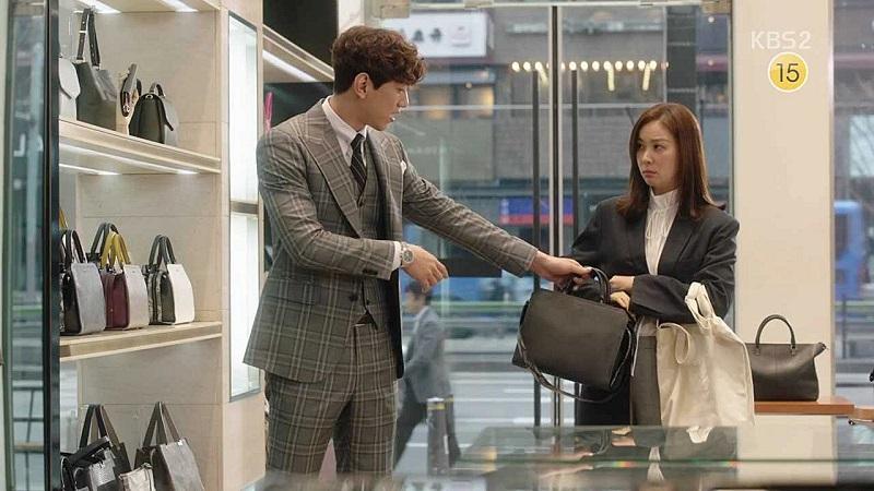 Photo of [tv style] '완벽한 아내' 성준, 고소영에게 선물한 가방은?