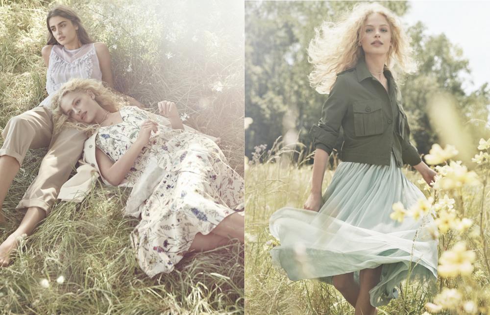 Photo of H&M, 여성을 위한 '스프링 패션' 제안