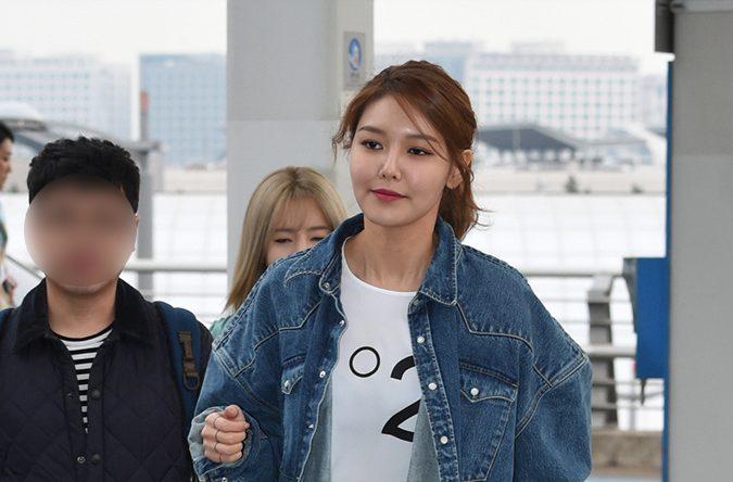 Photo of 소녀시대 수영, 봄처럼 상큼한 포인트 스타일링