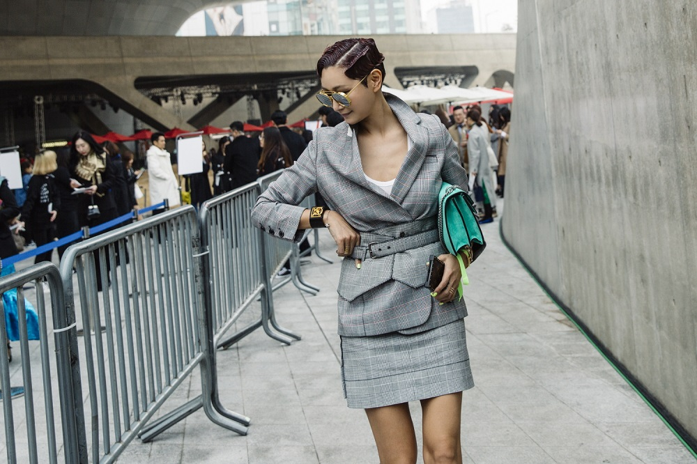 Photo of [style talk] 셀럽들이 선택한 체크 재킷