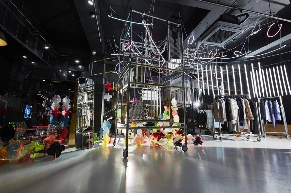 Photo of 아트 공간으로 변신한 패션 매장의 진화