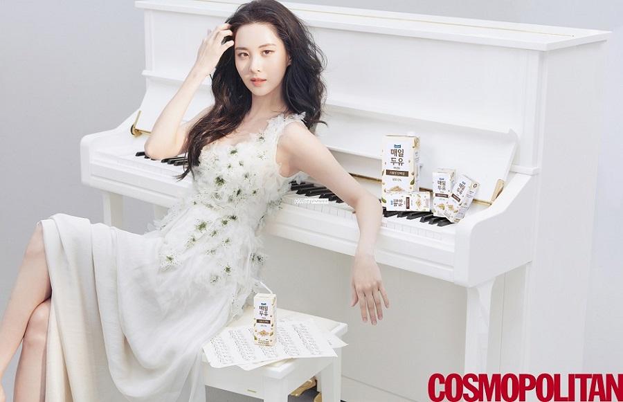 Photo of 소녀시대 서현, 테니스 스커트로 완성된 헬시룩