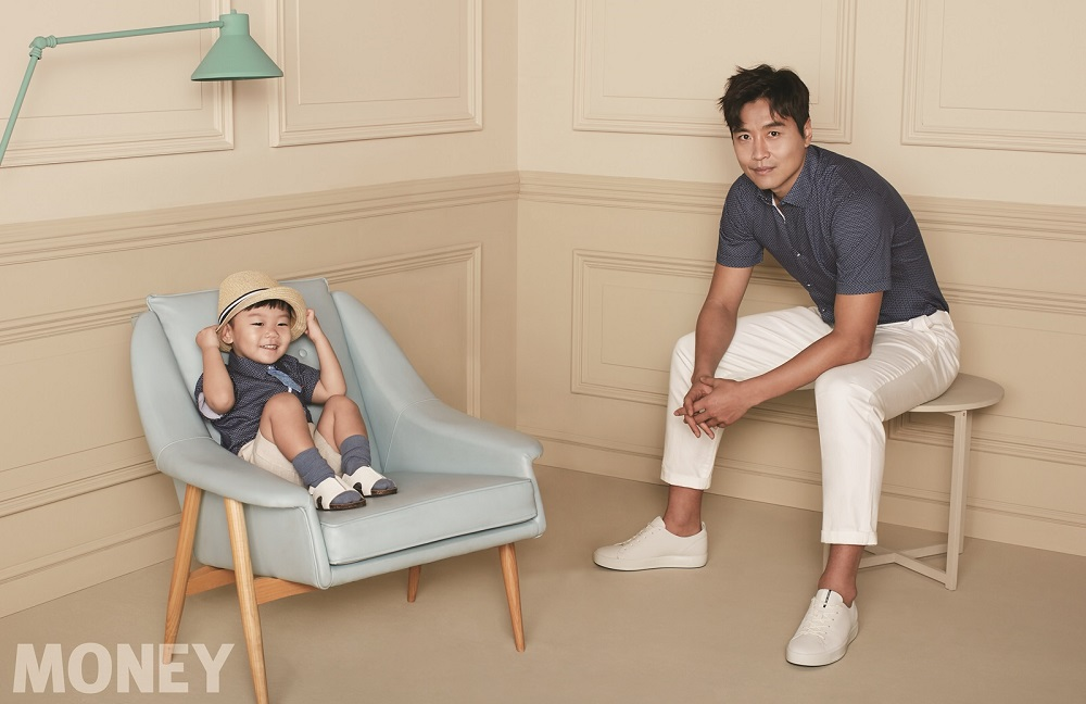 Photo of 이동국‧대박이, 아빠와 아들 셔츠 스타일 공개