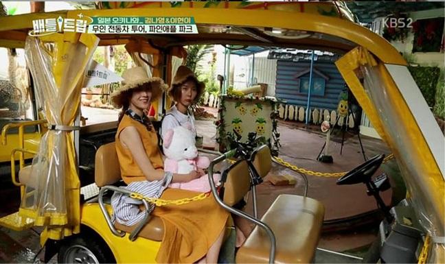 Photo of [tv style] '배틀트립' 이현이, 여름 여행 원피스 스타일링